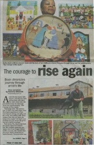 Shreveport Times article 2013-03-05
