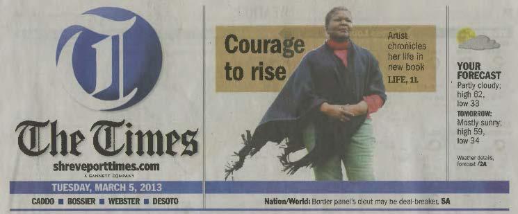 Shreveport Times 2013-03-05 cover